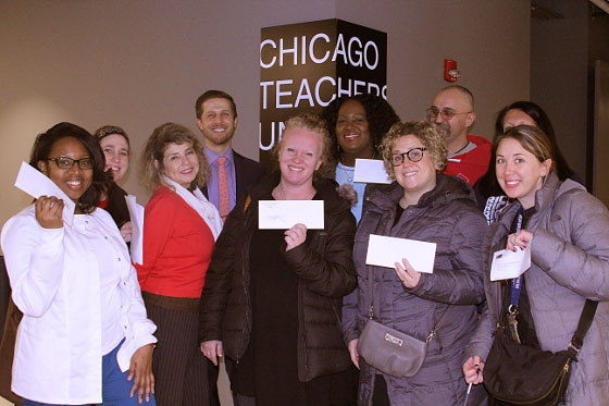 CTU contract enforcement news and notes | Chicago Teachers Union
