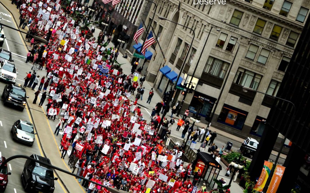 A Just Chicago: Fighting for the City Our Students Deserve
