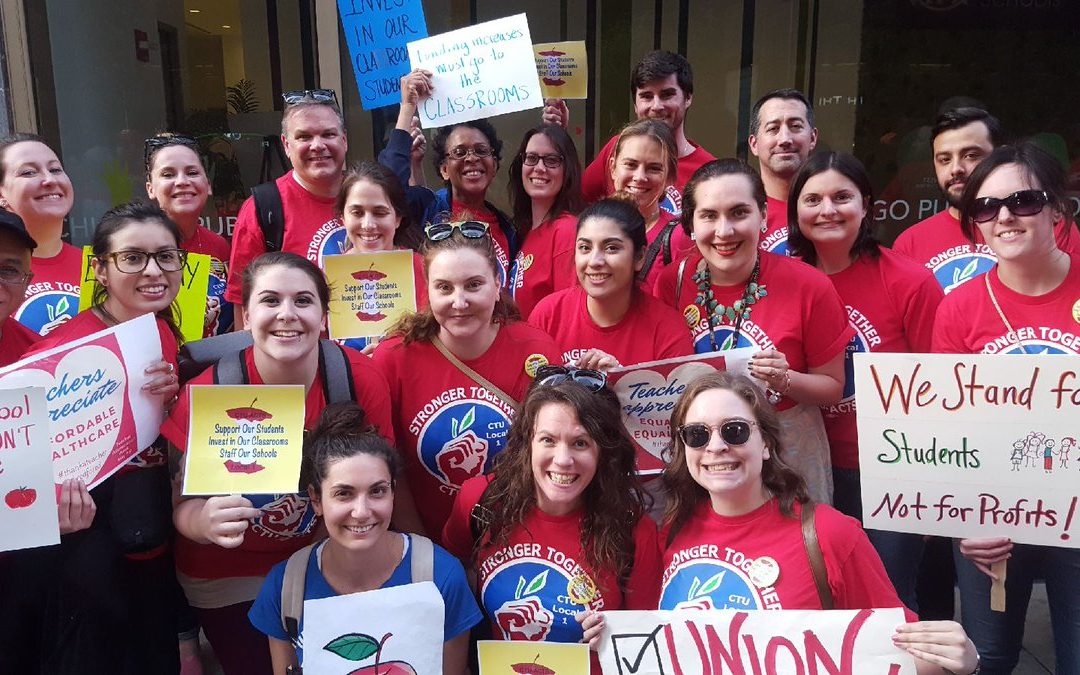 CTU UNO/Acero educators to announce strike date after another fruitless bargaining session