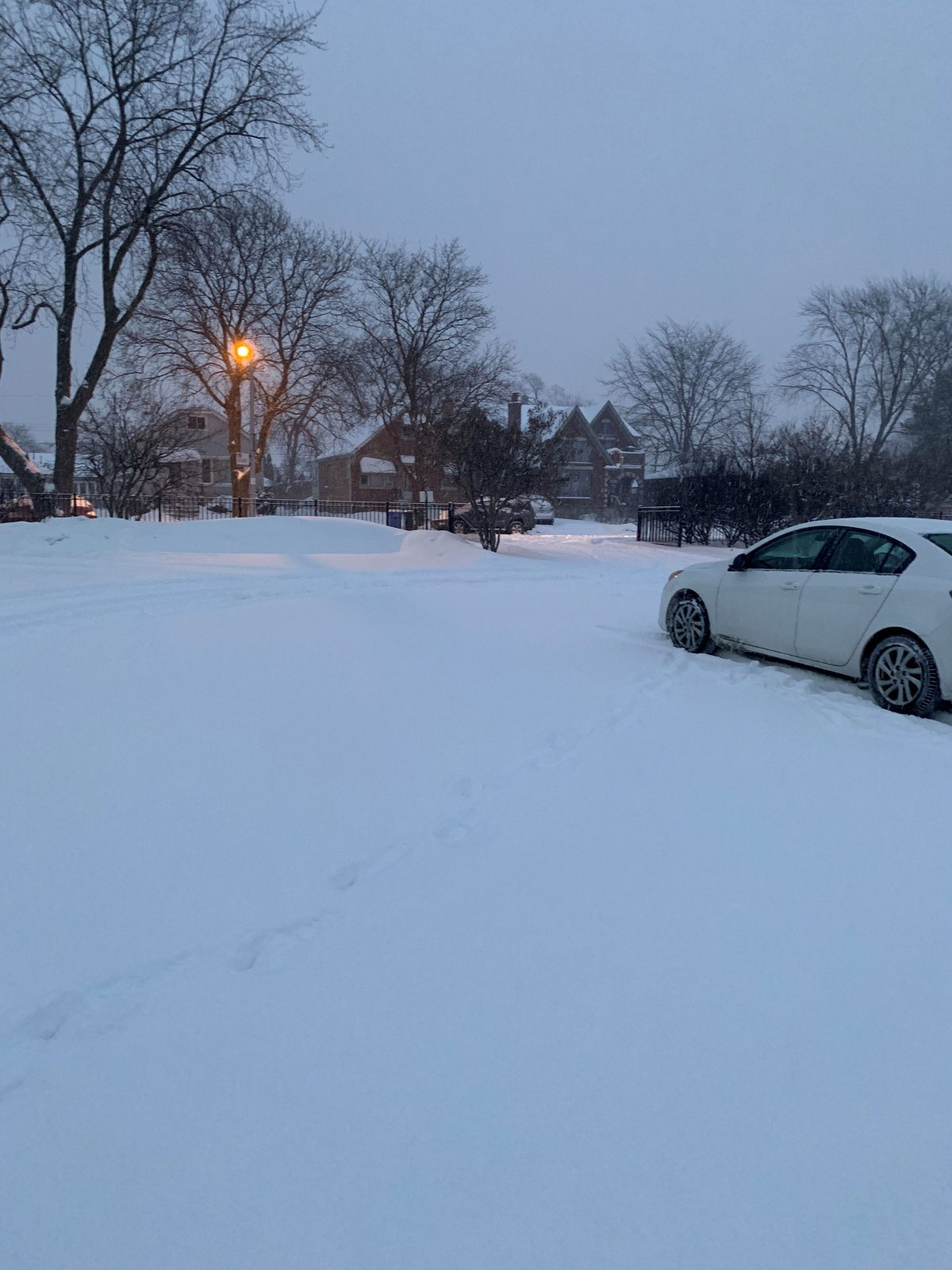 UPDATED: Rank-and-file members weigh in on hazardous snow conditions at schools around the city