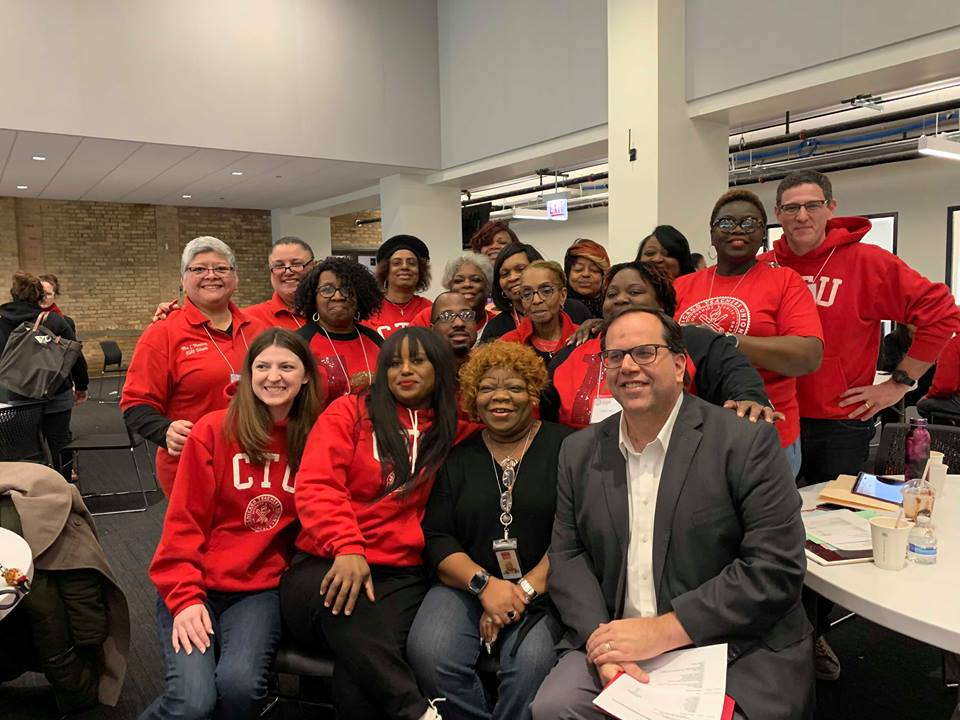CTU bargaining update