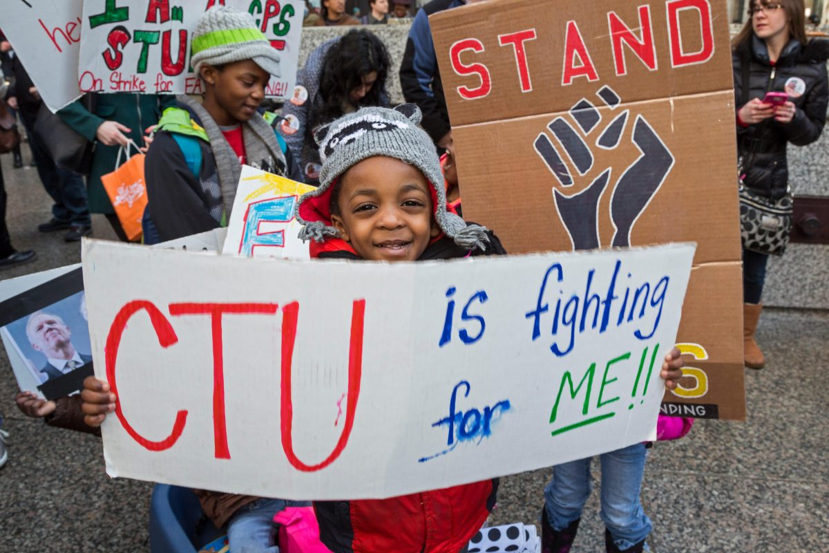 Class size demands—because real teacher appreciation is a fair contract.