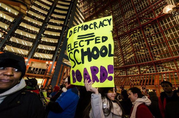 Passage of elected school board bill reflects work of grassroots education movement