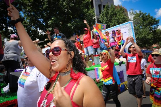CTU Pride Parade Contingent @ Near Montrose & Broadway, Exact Location TBD | Chicago | Illinois | United States
