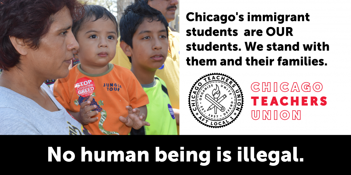 Our immigrant students and families are at risk—and we must support them.