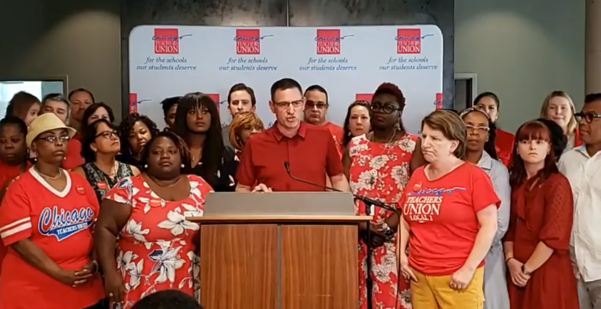 CPS rejects educational justice for students at bargaining table