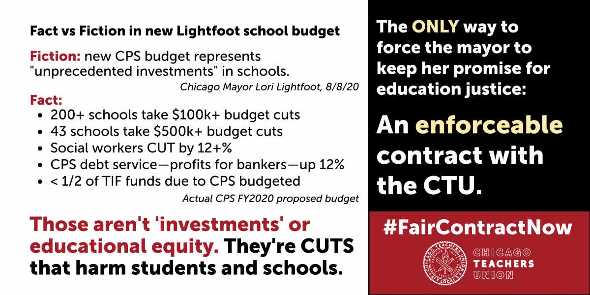 Lightfoot spin doesn't match stark reality of new CPS budget