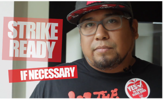We are strike ready