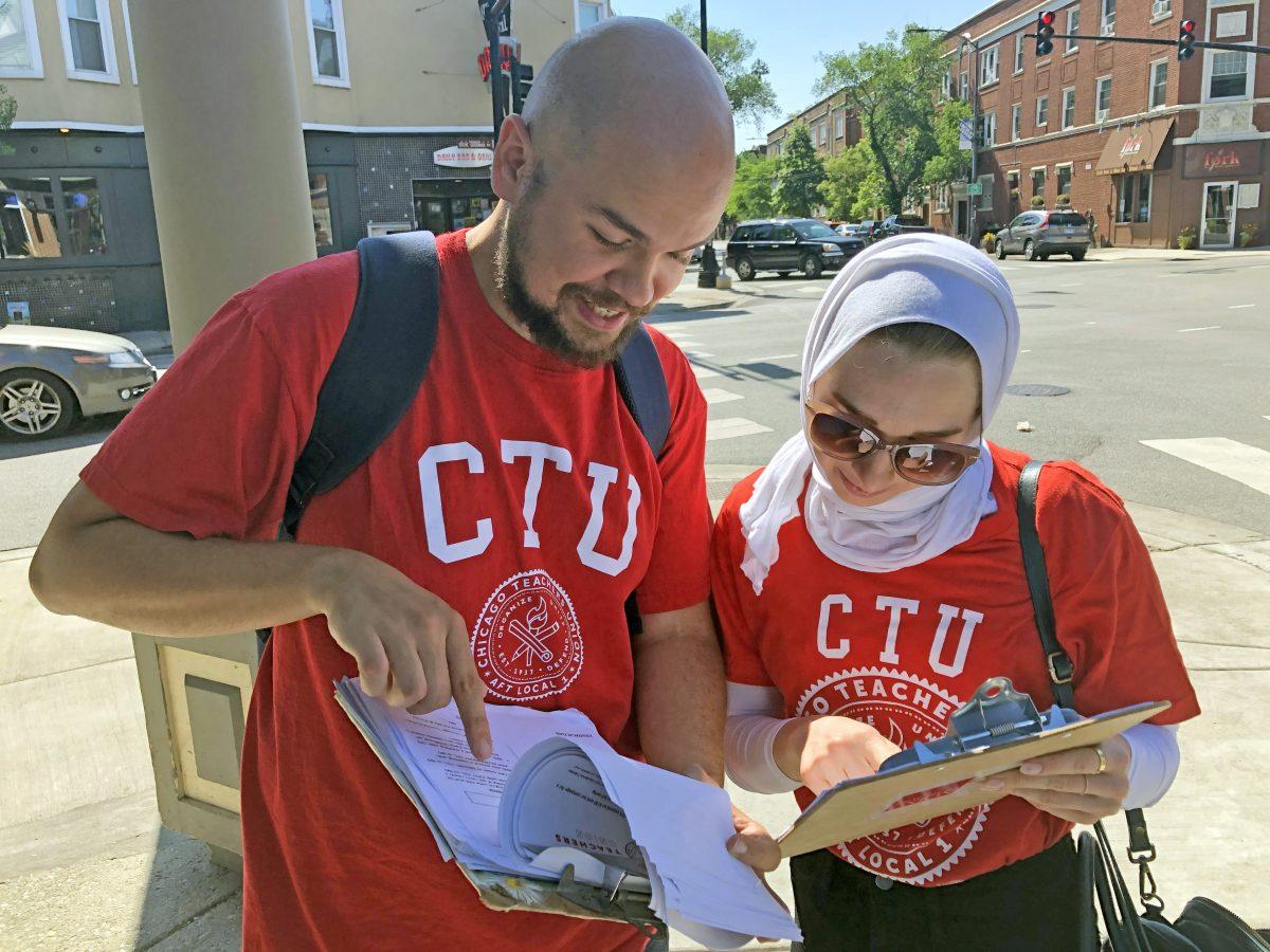 Job Opening: CTU Organizer