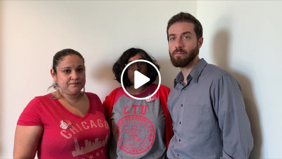 A Video Update from rank-and-file bargaining team members