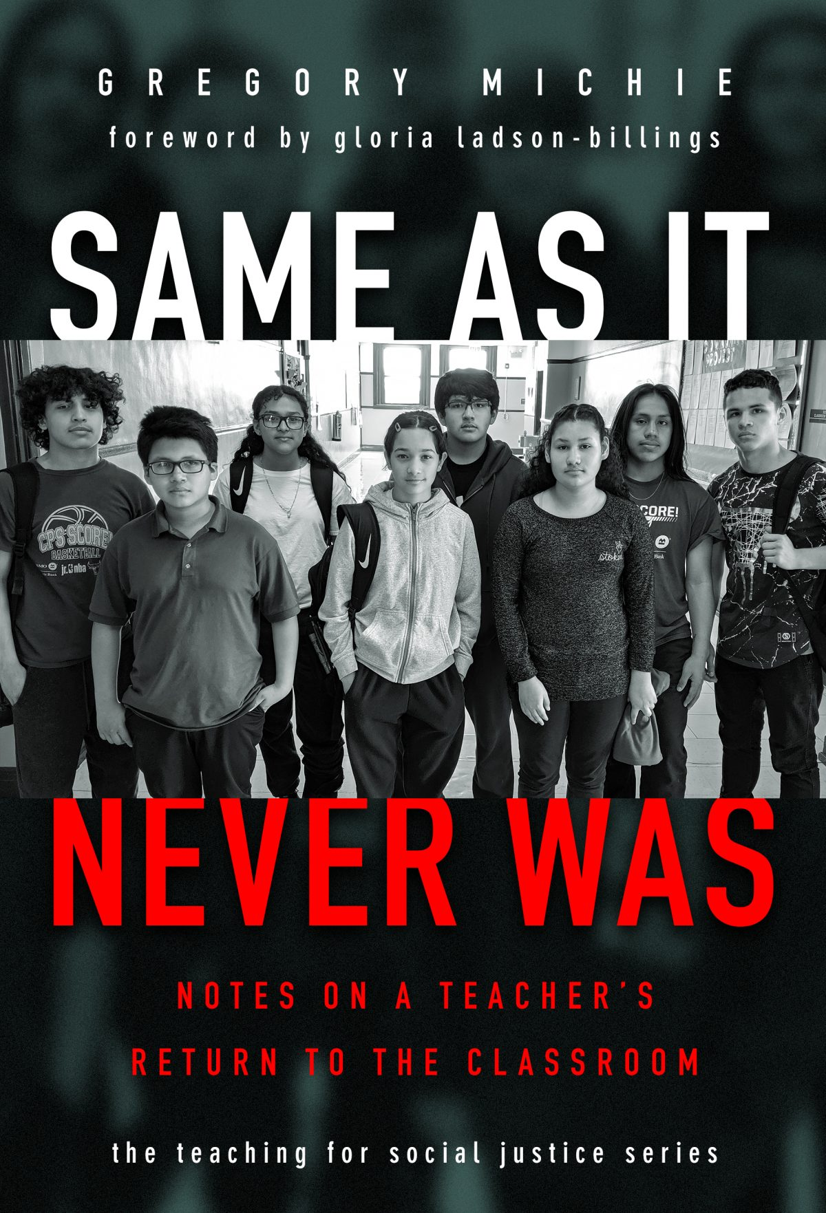 Cover Image of Same As It Never Was by Greg Michie