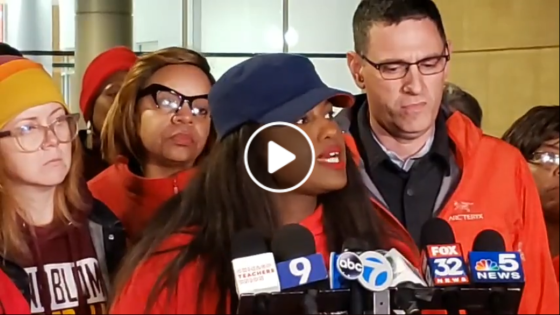 Bargaining Team Press Conference Video