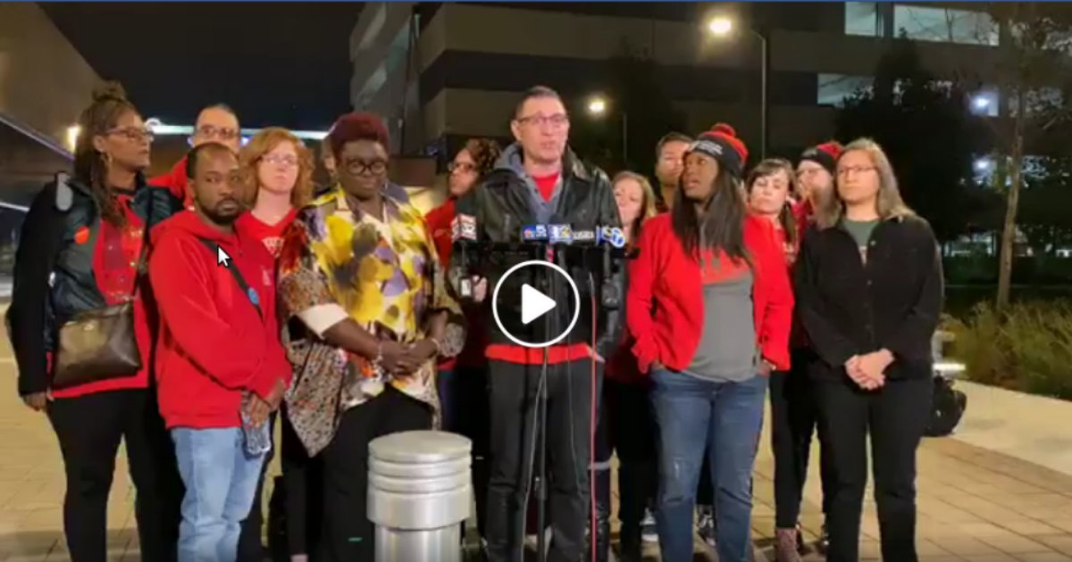 Bargaining Update: Strike continues– and it's working!
