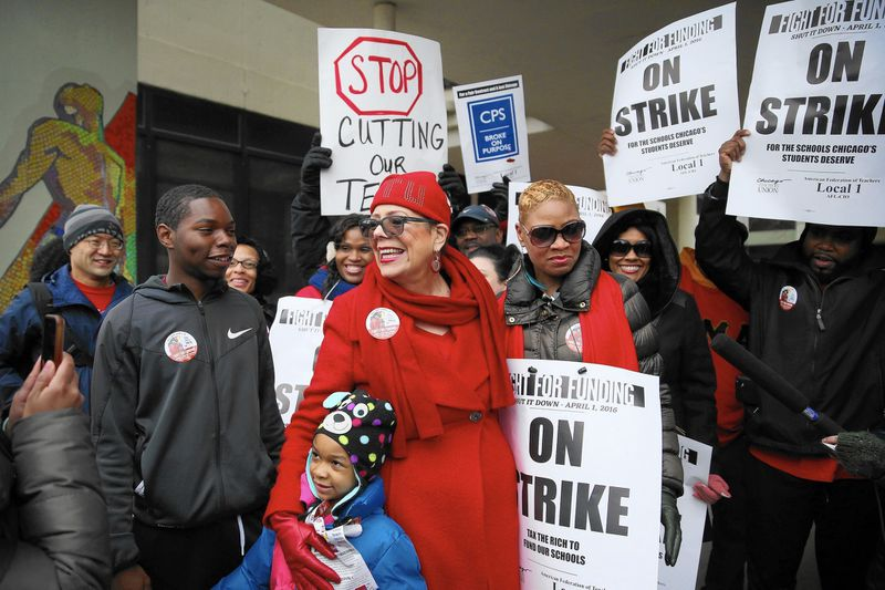 My thoughts on our union's historic teachers strike