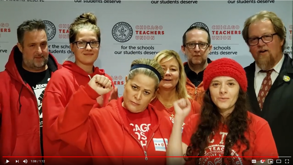 Bargaining Update: VICTORY at Passages Charter School! 10am Saturday at Union Park!
