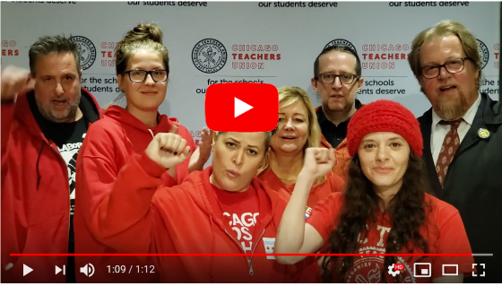Victory in Passages strike, as charter operator agrees to demands that CPS rejects for striking CTU district educators