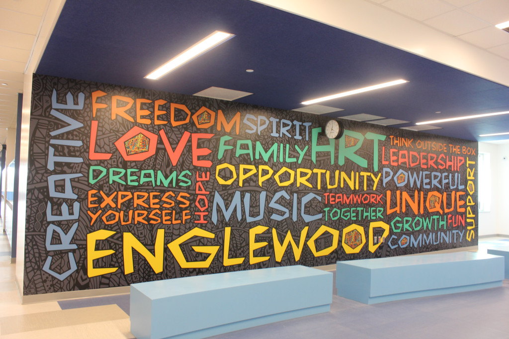 Reflections on my visit with educators at new Englewood STEM High School