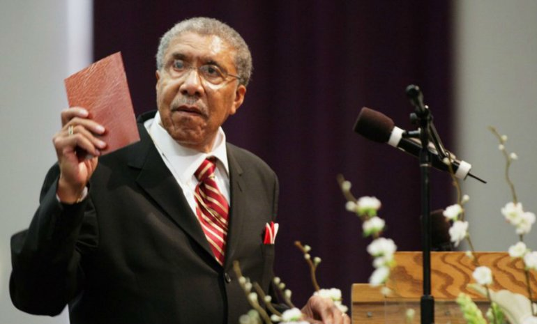 CTU remembers the Rev. Dr. Clay Evans