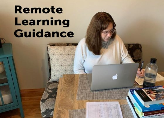 Remote Learning Guidance