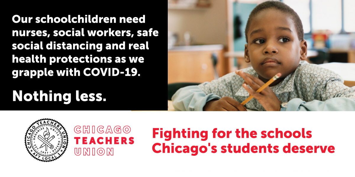 Mayor's school executives must protect students and educators this fall