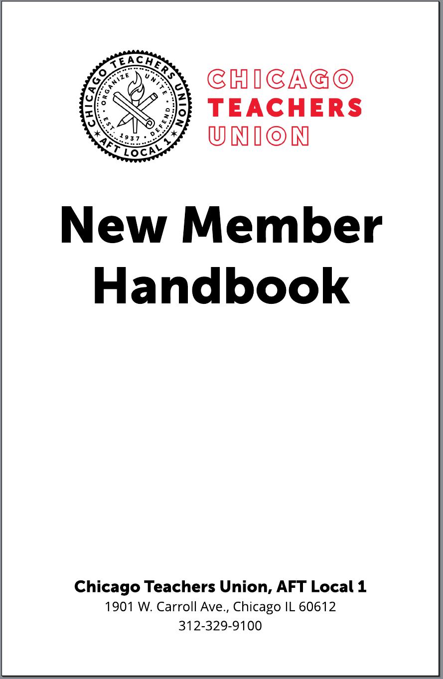 CTU Member Handbook