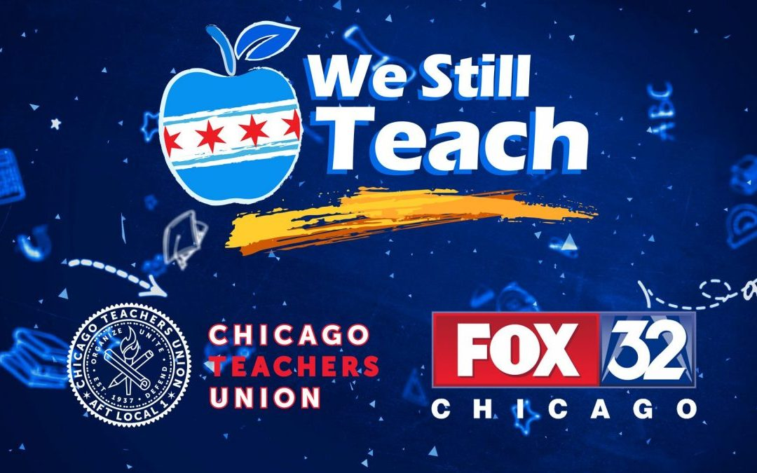 CTU, Fox32/My50 partner to put teachers on television to support families during remote learning