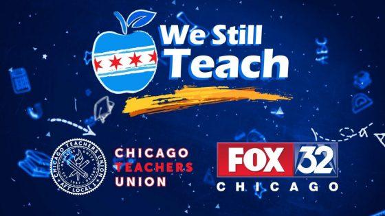 We still teach: CTU and FOX graphic