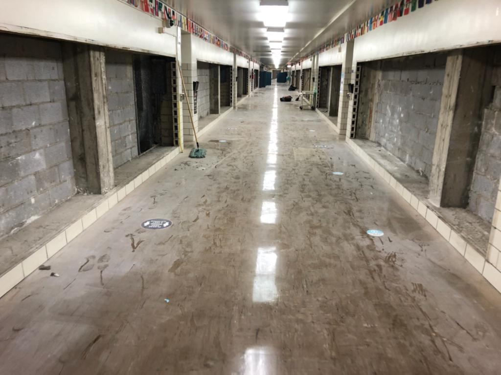 Educators returning to buildings this week say issues with cleaning, ventilation, screening remain in schools just days before reopening to students