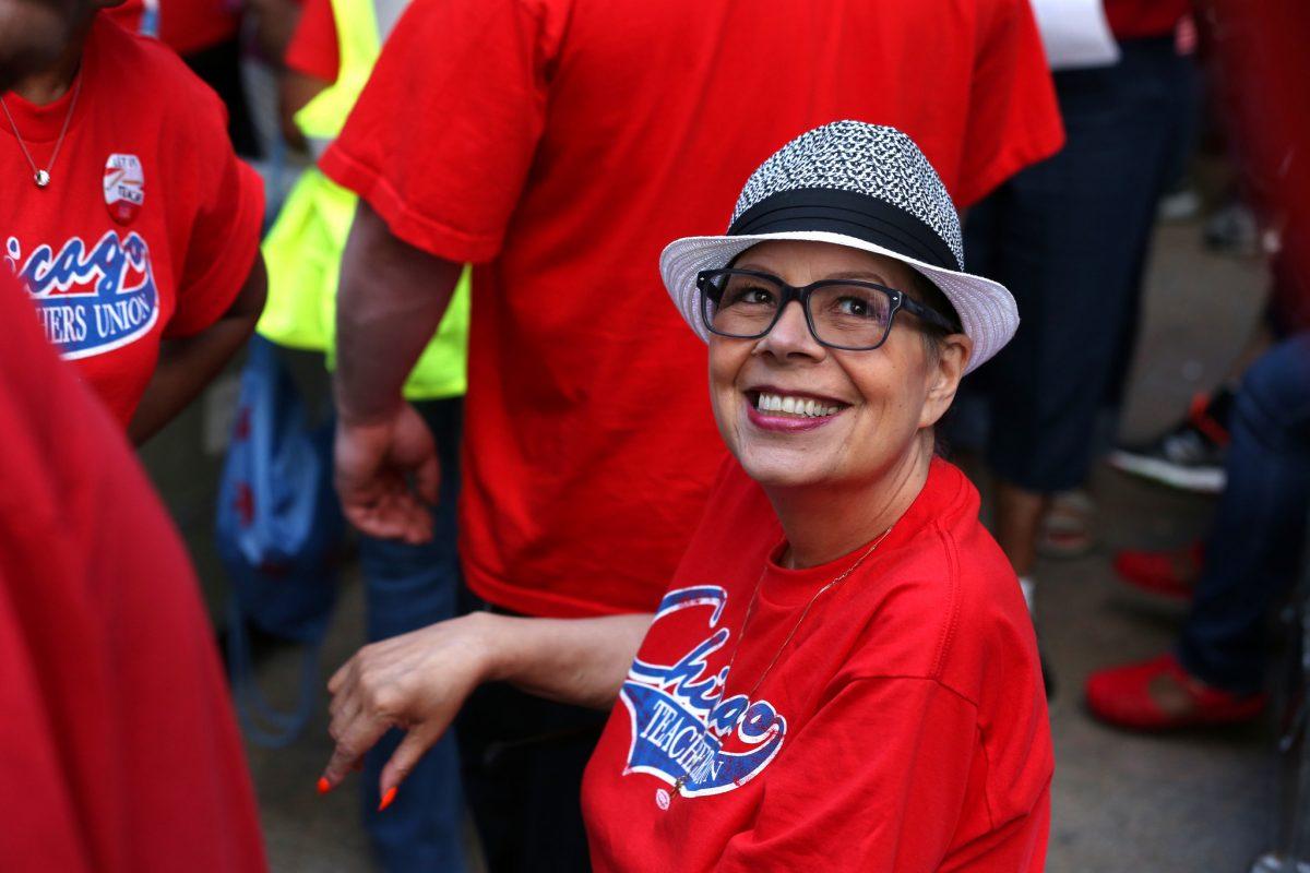 President Emerita Karen Lewis