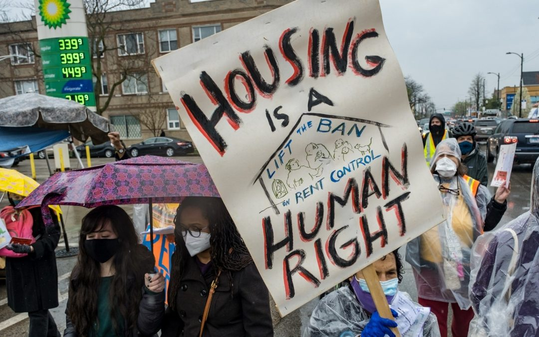 Rent Control is needed to combat the housing crisis, ensure stability for our students and families