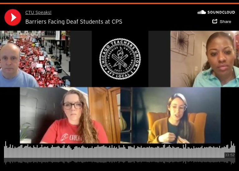 Episode 35: Barriers Facing Deaf Students at CPS